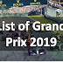 Winners List of Formula 1 Grand Prix 2019 [UPDATED]