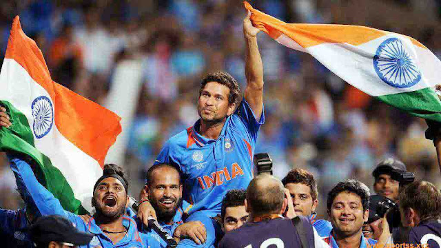 Many such records in Sachin Tendulkar cricket