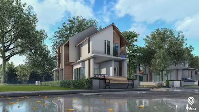 4 Review Komplek Rumah Dijual di Jakarta, Nyaman dan Minimalis!
