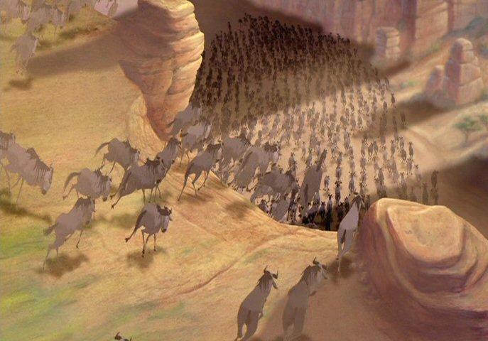 Reel History Disney S The Lion King