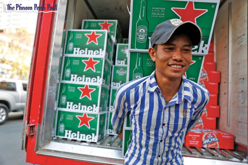 heineken in cambodia There have been efforts for more than a decade to address the exploitation of beer girls in southeast asia, including women working to boost sales of heineken in bars in cambodia.