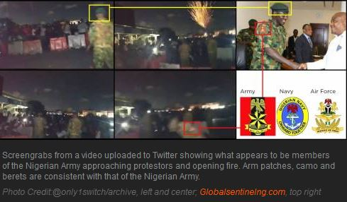 Lekki Massacre: Forensic Analysis Proves Videos Of Killings Are Genuine (Photos) #Arewapublisize