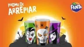 Promoção Fanta Ganhe Um Copo Halloween e Concorra Viagem Beto Carrero