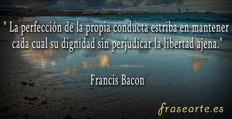 Frases de Francis Bacon