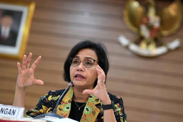 Menteri Keuangan Sri Mulyani Optimistis Pertumbuhan Triwulan III Diatas Lima Persen