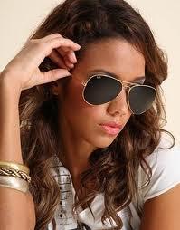 526fbd24eb5 Ray Ban Aviator Sunglasses Women « One More Soul