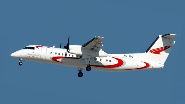 طيران أبوظبي Abu Dhabi Aviation