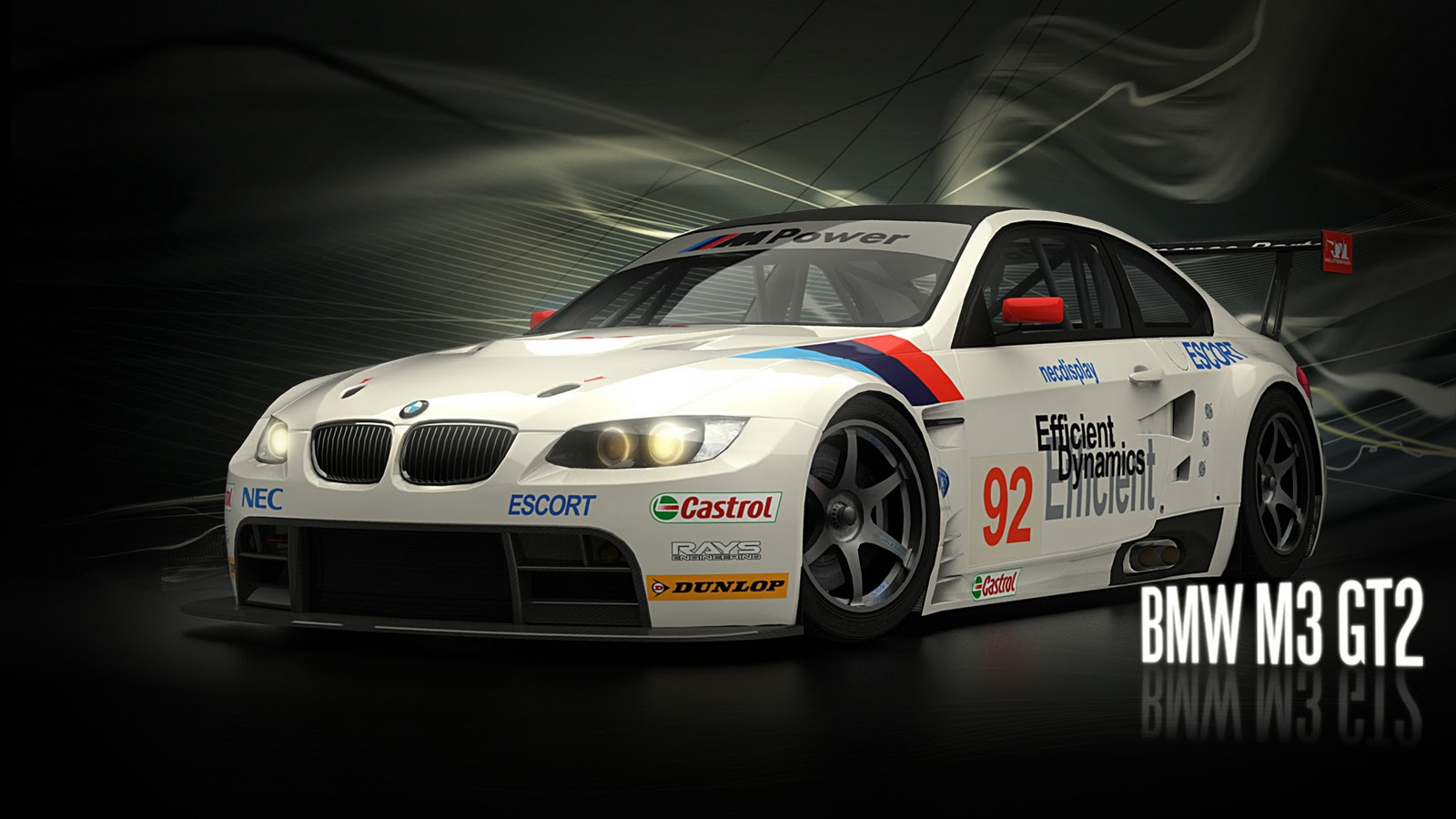 KING AD RULES BMW M3 GTR