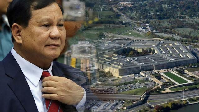 Senator dan Aktivis HAM AS Kecam Kedatangan Prabowo ke Pentagon