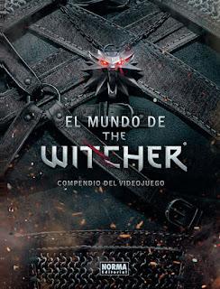 EL MUNDO DE THE WITCHER. Compendio del videojuego