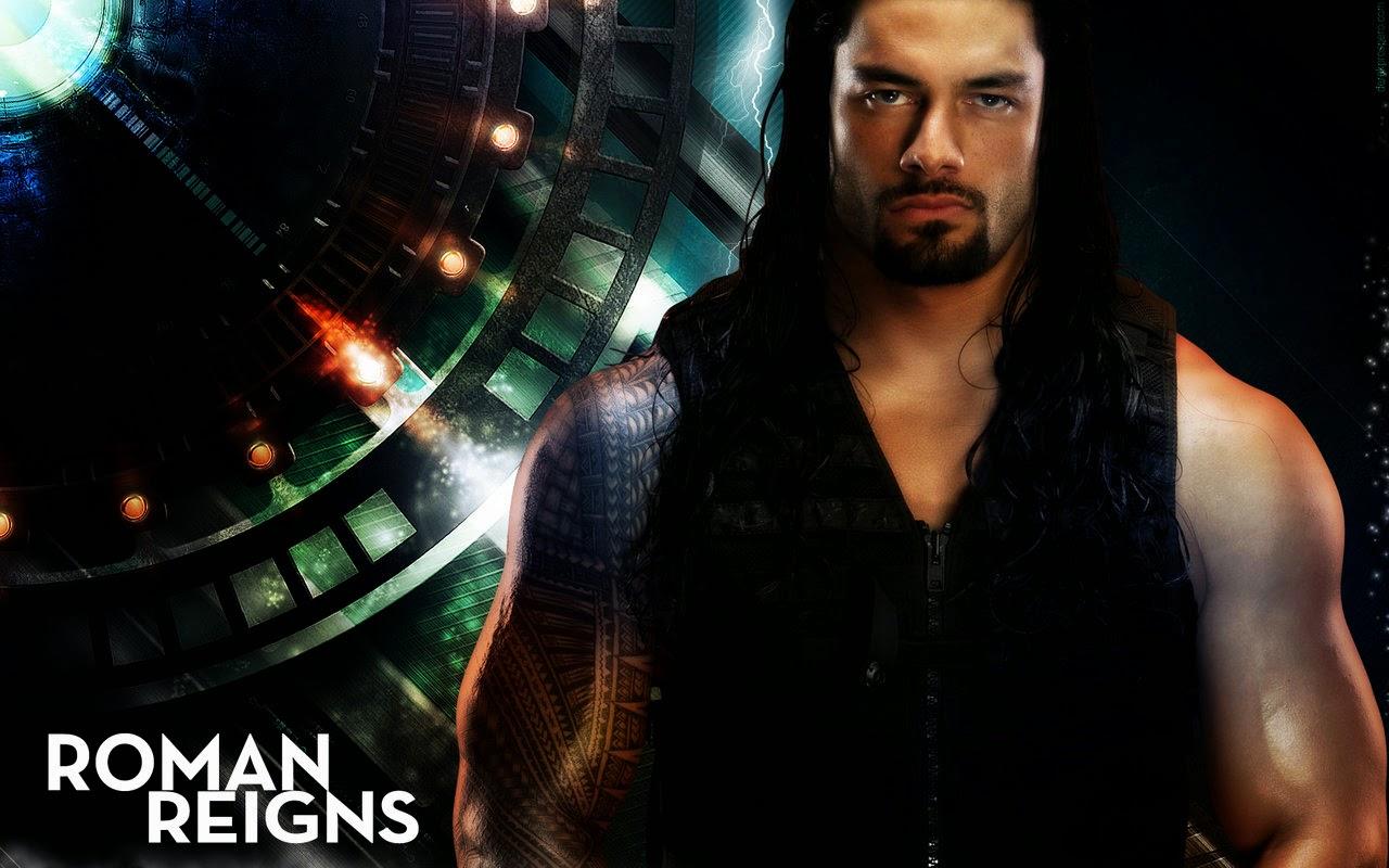 Hd Roman Reigns Wallpaper: WWE HD WALLPAPER FREE DOWNLOAD