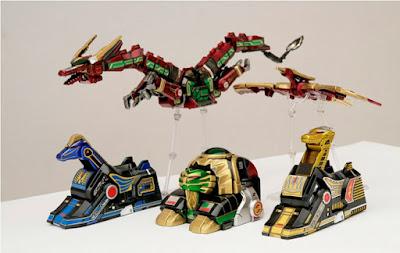 Mô hình robot khủng 2