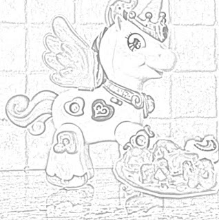 Starshine the Bright Lights Unicorn coloring.filminspector.com