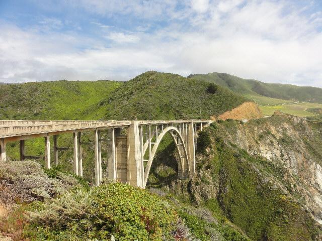 Bixby Bridge, built in 1932