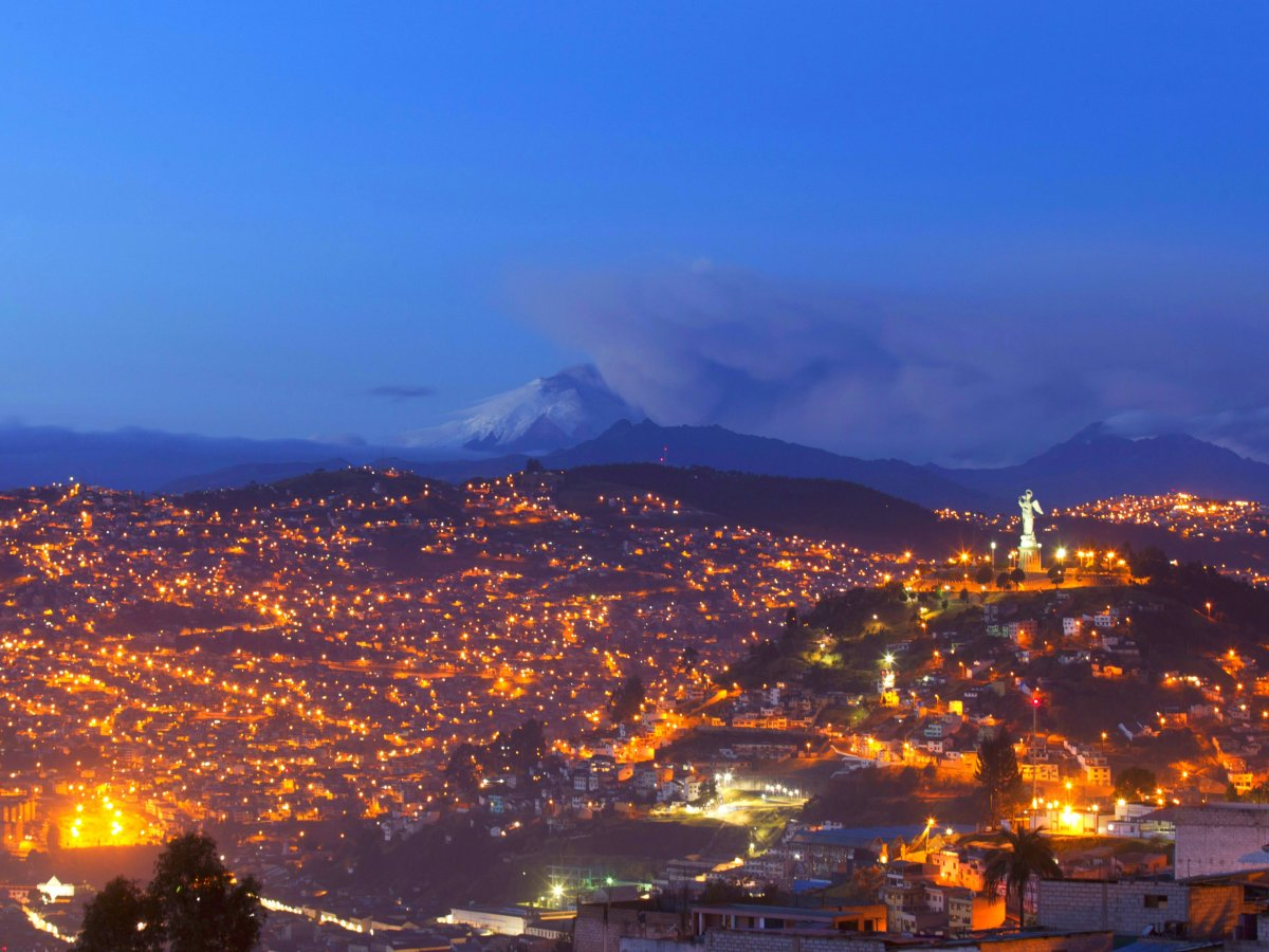 The Top 21 Countries for Quality of Life Have Been Ranked - Ecuador
