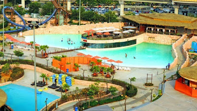 Appu Ghar and Oyster's Water Park in Delhi- NCR