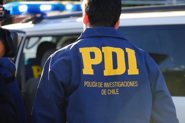 Detenido por la PDI tras amenazas de quemar un vehículo