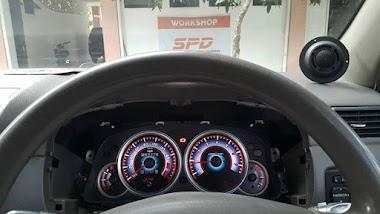 Jasa Custom Speedometer di Kendari