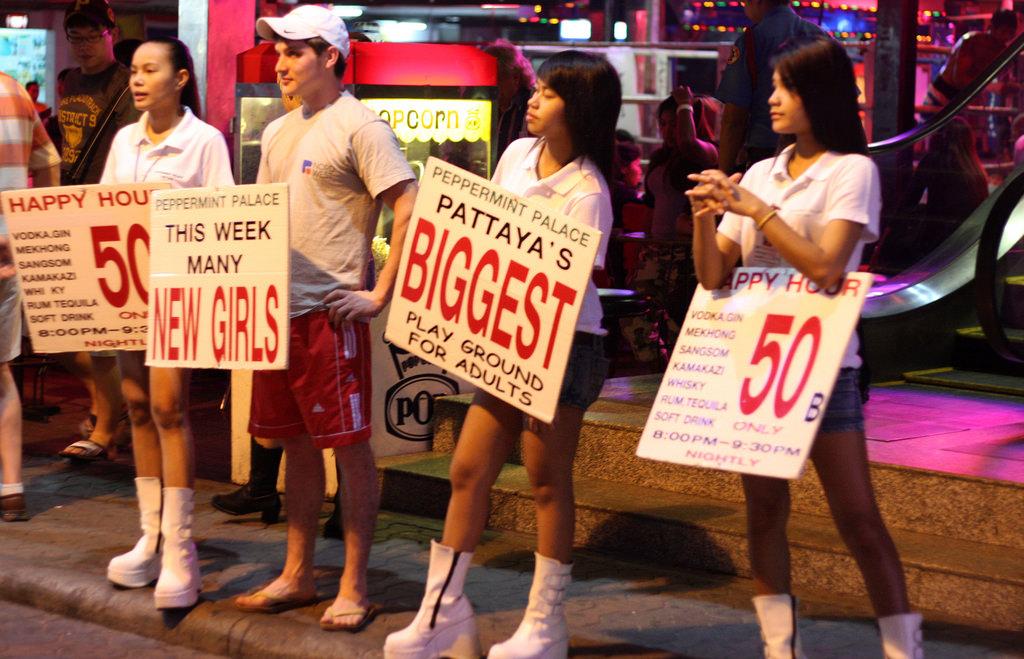 100 darmowych randek w Tajlandii