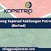 Jawatan Kosong Koperasi Kakitangan Petronas (Berhad)