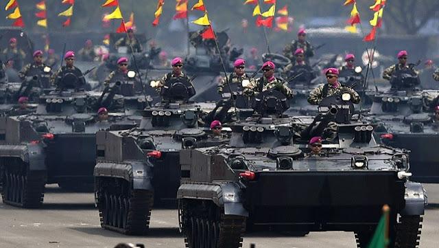 TNI 74 Tahun: Rakyat Paham Kalian Masih Menunggu