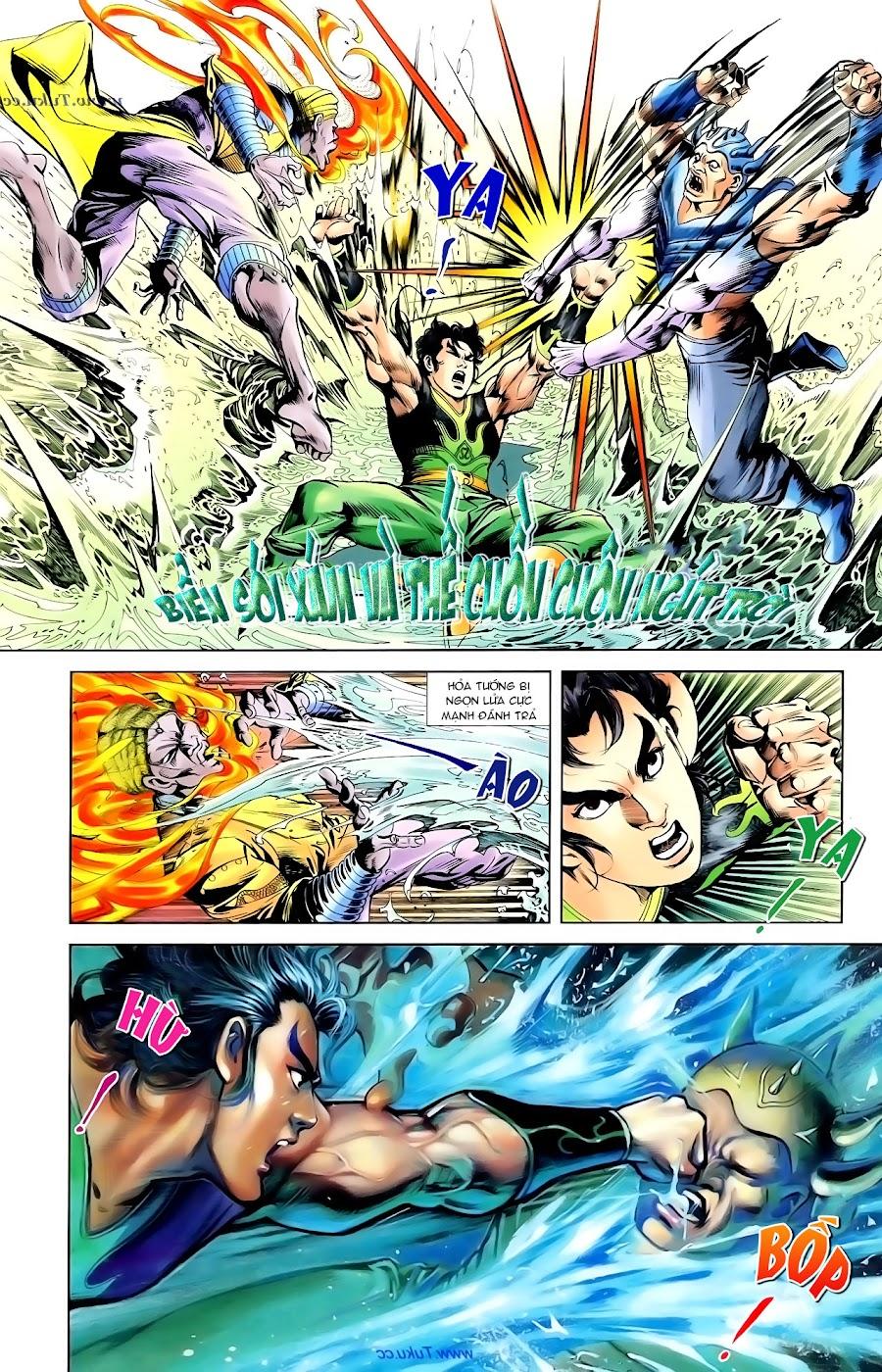 Cơ Phát Khai Chu Bản chapter 92 trang 15