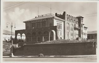 Cinema Teatro Asmara postcard