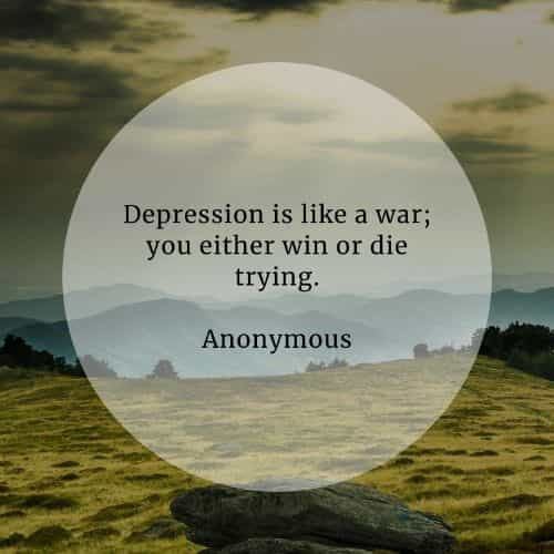 Deep depression quotes that'll help raise your awareness