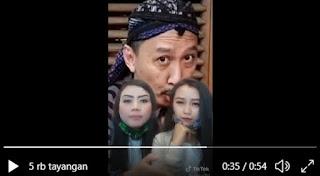 Viral Video Cewek di Tiktok: Hati-hati Dengan Abu Janda, Dia Dibayar Untuk Adu Domba
