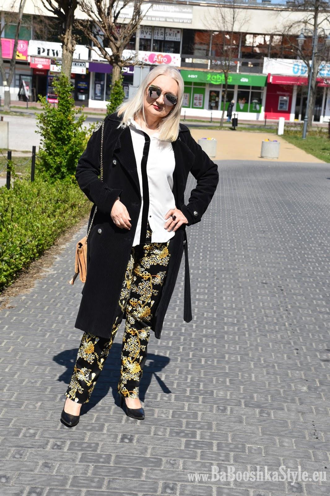 Babooshkastyle, stylistkaBabooshka, personal shopper, osobista stylistka, vintage, glamour, over50fashion,
