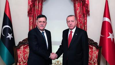 Έχει ο Ερντογάν πετρελαιοπηγές στη Λιβύη;...
