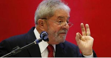MP pede prisão preventiva de ex-presidente Lula
