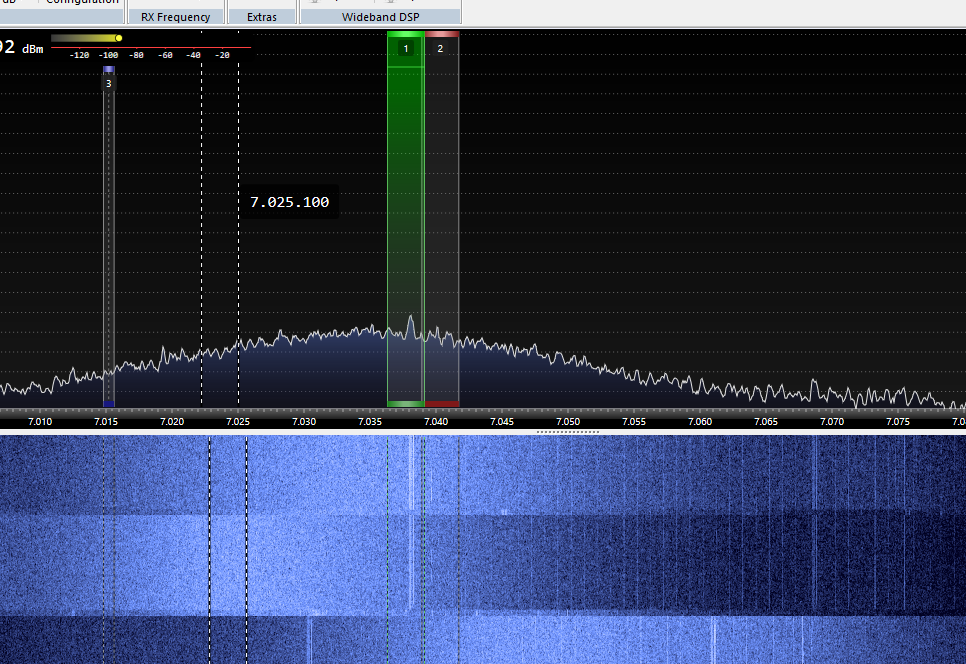 Using SDR-Radio (SDR Console) and Wsjt-X (Examples of using