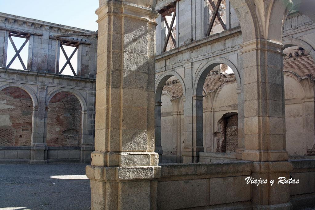 Convento agustino extramuros de Madrigal de las Altas Torres