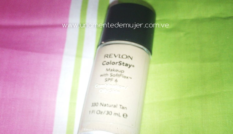 Base ColorStay de Revlon