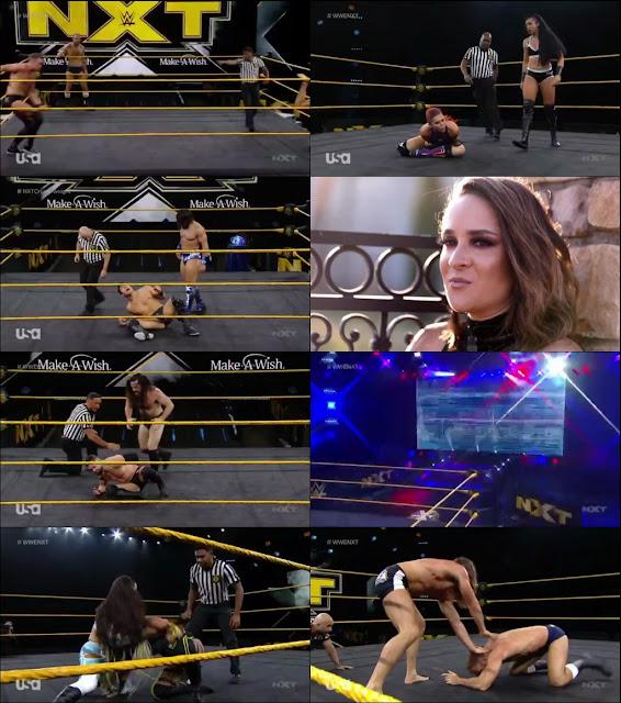 WWE NXT 13th May 2020 480p WEBRip