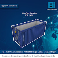 SHIPPING CONTAINER TYPE