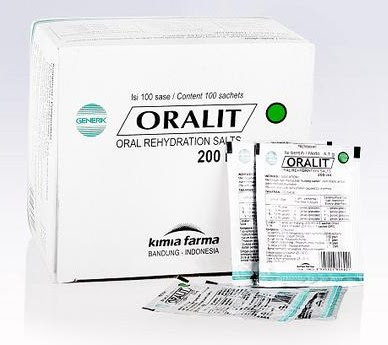 Harga Oralit Obat Dehidrasi Karena Diare Terbaru 2017