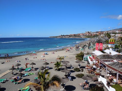 where to go to Tenerife