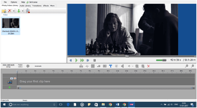 Working with Bolide Movie Creator