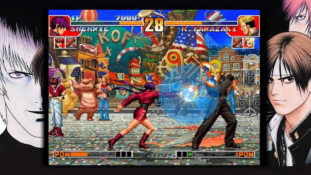 The King of Fighters 97 - Global Match - PC FULL - Multi4 - Captura 2