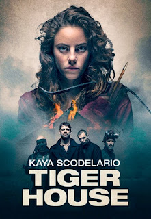 Tiger House 2015 Dual Audio 720p BluRay
