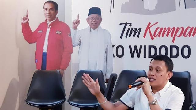 Gus Irfan Jubir Prabowo, Tim Jokowi Punya Tandingannya
