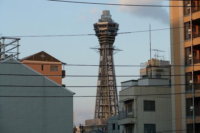osaka-tsutenkaku-tower 大阪 通天閣