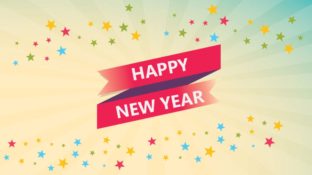 happy new year hd wallpaper for desktop