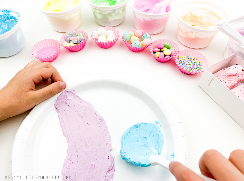 Edible craft for kids