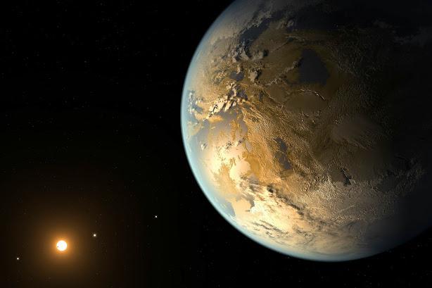 extraterrestres podrían estar observando la Tierra
