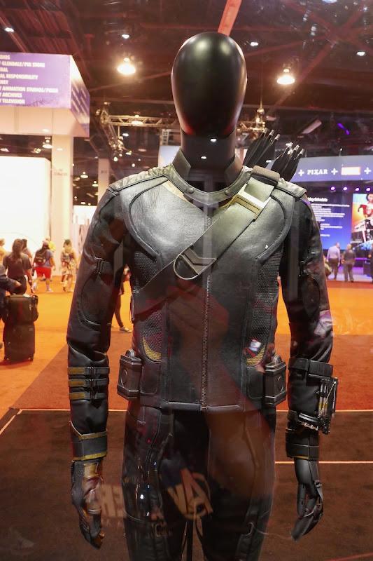 Avengers Endgame Hawkeye film costume