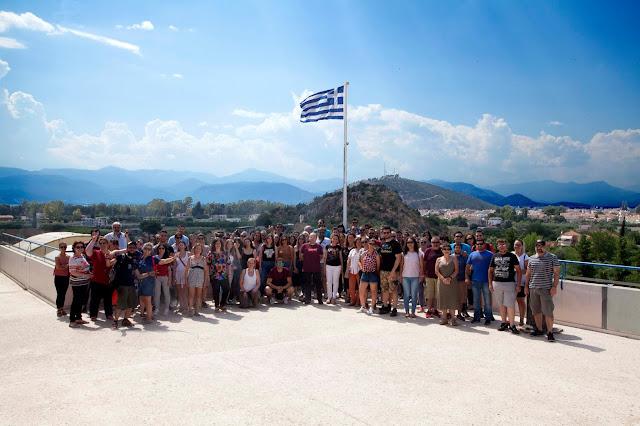 Δημόσιο ΙΕΚ Ναυπλίου: Η διδακτική χρονιά τελειώνει, το καλοκαίρι έρχεται!