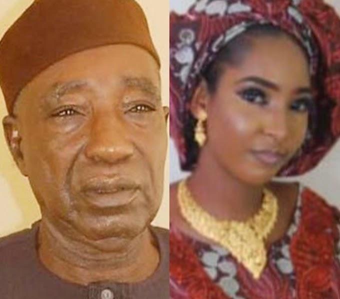 Buhari's 74 year-old minister Nanono marries 18 year-old girl